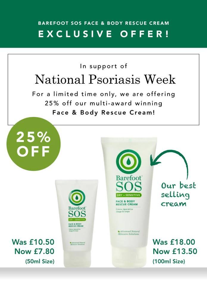 national Psoriasis week