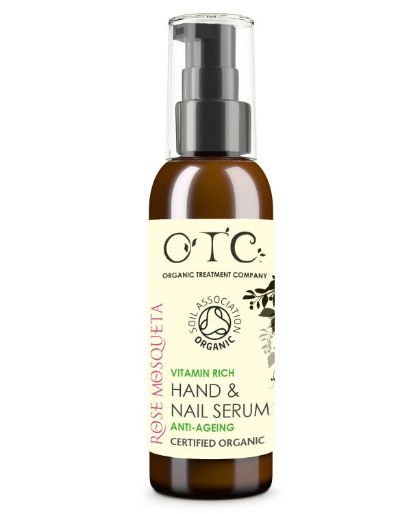 Anti Aging hand and nail serum